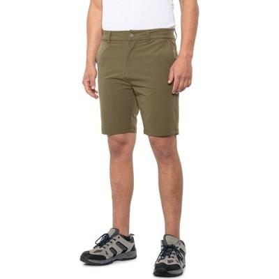 キョーダン Kyodan Outdoor メンズ ショートパンツ ボトムス・パンツ Stretch-Woven Chino Shorts Dk Khaki