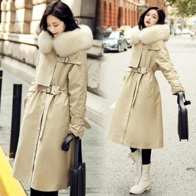 ダウンコート レディース ロング丈Aライン 軽い ダウンジャケット 大きいサイズ アウター 暖かい 上品 20代 30代 40代 50代