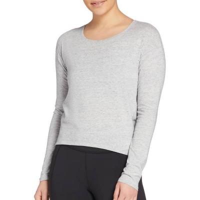 キャリー アンダーウッド レディース シャツ トップス CALIA by Carrie Underwood Women's Flow Hi-Low Hem Long Sleeve Shirt
