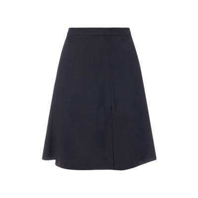 ヴェルサーチ レディース スカート ボトムス Versace Medusa Safety Pin Mini Skirt -