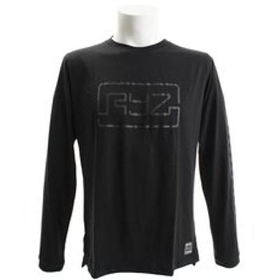Tシャツ メンズ 長袖 SLV 869R8CD3308 BLK オンライン価格