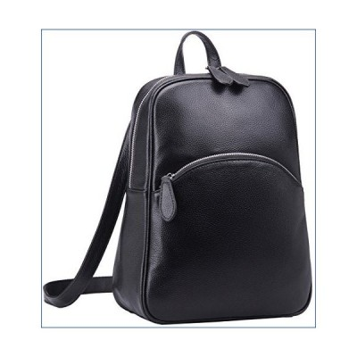 Heshe Women's Casual Leather Backpack Daypack for Ladies 並行輸入品