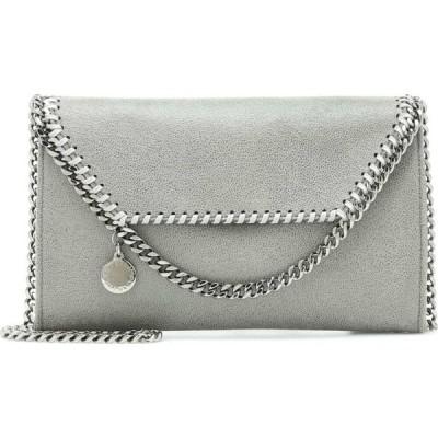ステラ マッカートニー Stella McCartney レディース ショルダーバッグ バッグ Falabella Mini shoulder bag Grey