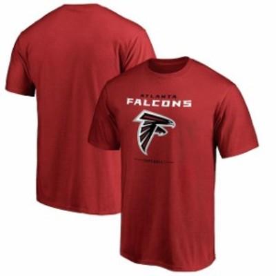 NFL Pro Line by Fanatics Branded エヌエフエル プロ ライン スポーツ用品  NFL Pro Line Atlanta Falcons Red Team L