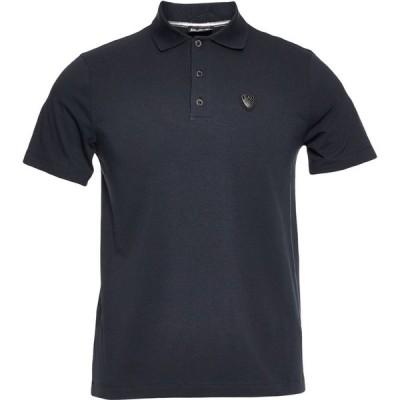 イーエーセブン EA7 メンズ ポロシャツ トップス polo shirt Dark blue