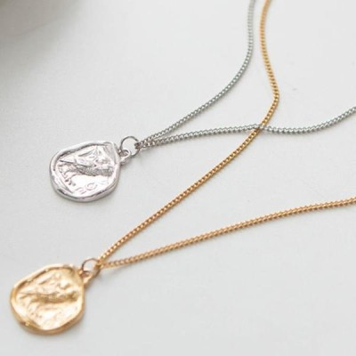 PIPPIN レディース ネックレス Owl Pendant Necklace #85463