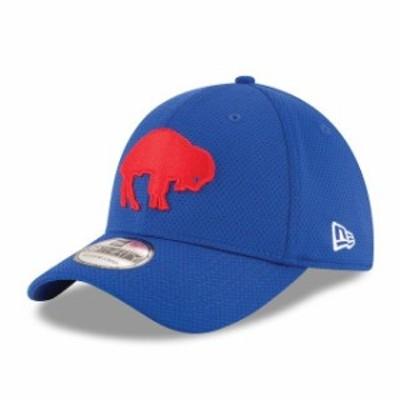 New Era ニュー エラ スポーツ用品  New Era Buffalo Bills Royal Classic Sideline Tech 39THIRTY Flex Hat