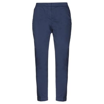 マニラ グレース MANILA GRACE パンツ ブルー 44 コットン 97% / ポリウレタン 3% パンツ