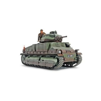 タミヤ(35344)1/35 フランス中戦車 ソミュア S35