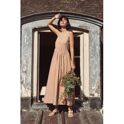 MARIHA マリハ 夏のレディのドレス(ノースリーブ) レディース セピアローズ 36