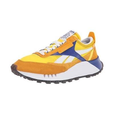 Reebok unisex-adult Classic Legacy Sneaker collegiate gold/bright yellow/dark royal 7.5 medium US【並行輸入品】