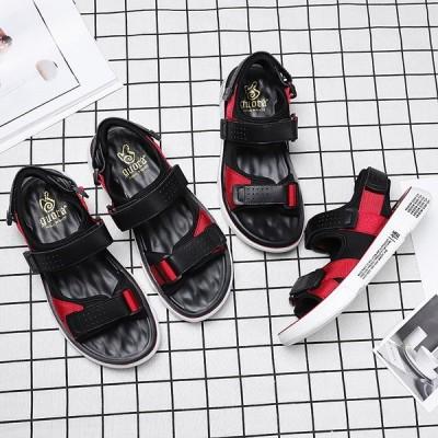 サンダル メンズシューズ 本革靴 ビーチサンダル ビーサン レザー サンダル スポーツサンダル メンズ カジュアルシューズ アウトドア 夏 新作