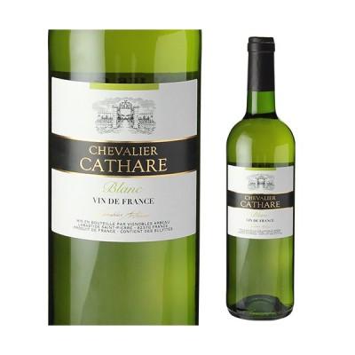 白ワイン シュヴァリエ キャサール ブラン 辛口 フランス 750ml 長S
