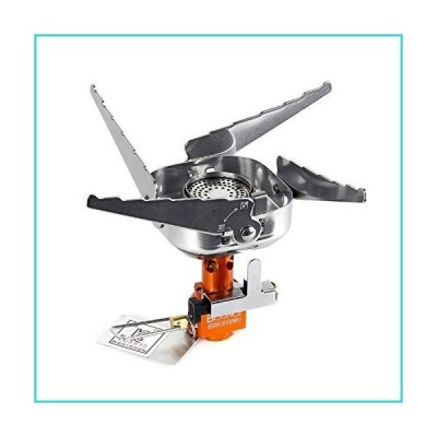 Bounce Gas-Safety Gaskook LB-2020 Automatically Gas Cut-off Camping and Backpacking Stove【並行輸入品】