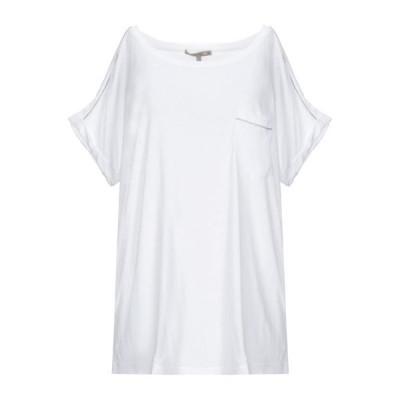 PATRIZIA PEPE Tシャツ  レディースファッション  トップス  Tシャツ、カットソー  半袖 ホワイト