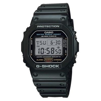 (国内正規品)カシオ CASIO 腕時計 Gショック G-SHOCK DW-5600E-1 (DW5600E1) クオーツ 樹脂バンド デジタル(映画に登場した復刻版モデル)