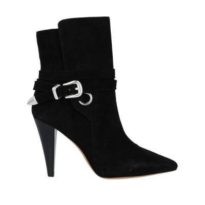 IRO ショートブーツ  レディースファッション  レディースシューズ  ブーツ  その他ブーツ ブラック