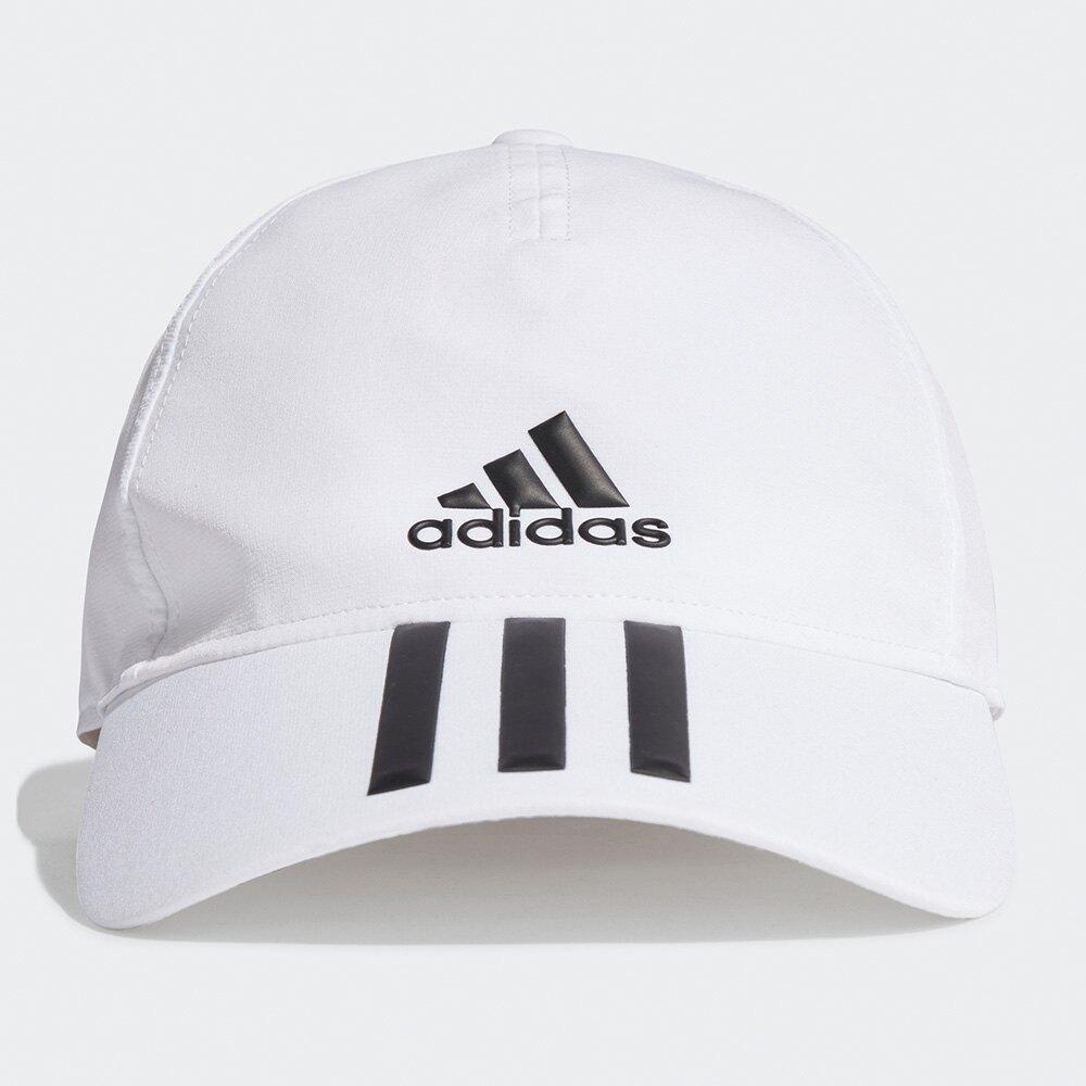 【全館滿額88折】Adidas AEROREADY 帽子 老帽 棒球帽 遮陽 吸濕排汗 白【運動世界】GM4511