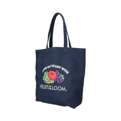 トートバッグ バッグ 【FRUIT OF THE LOOM/フルーツオブザルーム】BASIC BAG/ベーシックプリントトート
