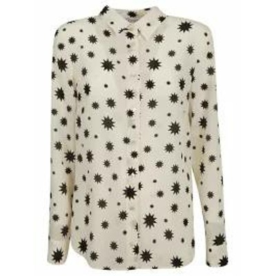 RED Valentino レディースシャツ RED Valentino Star Print Shirt Basic