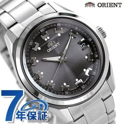 オリエント ネオセブンティーズ 電波ソーラー メンズ WV0061SE 腕時計 ORIENT グレー