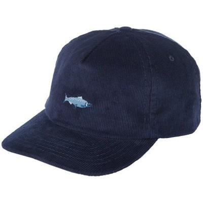 モラスク メンズ 帽子 アクセサリー Mollusk Salmon Polo Hat