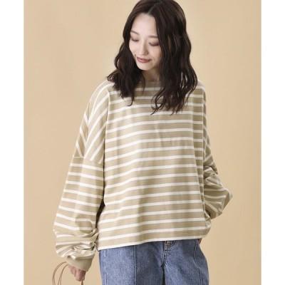 tシャツ Tシャツ Le Minor×FREAK'S STORE/ルミノア 別注ボリュームスリーブTシャツ