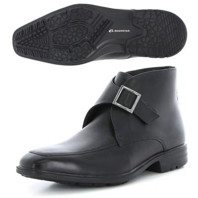 ムーンスター メンズファッション 紳士靴 スポルス オム ビジネス SPH4616SNB ブラックBIGサイズ MOONSTAR SPH4616SNB-BLACK