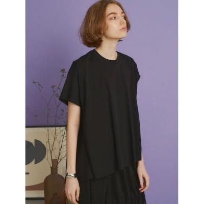 ELENDEEK / アシンメトリーカットソー WOMEN トップス > Tシャツ/カットソー