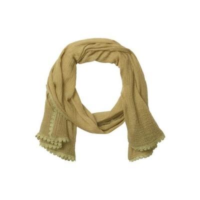 ヴィンスカムート ユニセックス マフラー スカーフ Solid Tassel Wrap