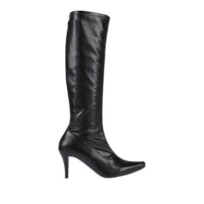 ファルッチ FARRUTX ブーツ ブラック 36.5 紡績繊維 ブーツ
