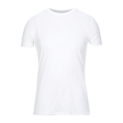 マジェスティック MAJESTIC FILATURES T シャツ ホワイト M コットン 100% T シャツ