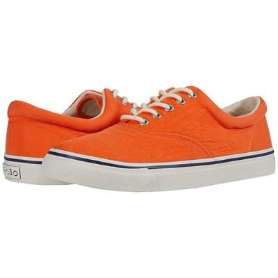 ポロ・ラルフローレン Harpoon メンズ スニーカー 靴 シューズ Orange Washed Canvas