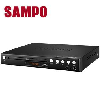 聲寶SAMPO DVD播放器(DV-TU222B)