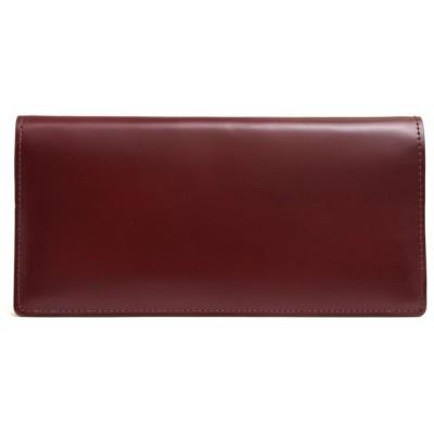 CYPRIS キプリス 長財布 5625 小銭入れ付き通しマチ束入 馬革 コードバン 小銭入れあり