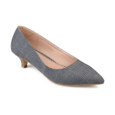 ジャーニーコレクション レディース パンプス シューズ Women's Bohme Heels Grey