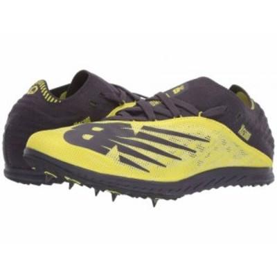 New Balance ニューバランス レディース 女性用 シューズ 靴 スニーカー 運動靴 XC5Kv5 Sulphur Yellow/Iodine Violet【送料無料】