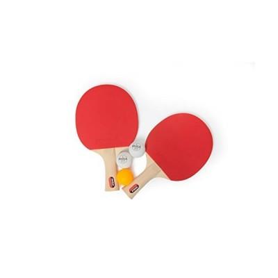 JOOLA Spirit Recreational Racket Table Tennis Set