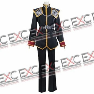 ファイナルファンタジー FF8 男子制服 風 コスプレ衣装