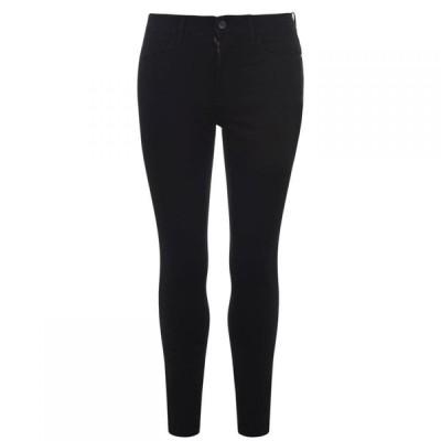 ラングラー Wrangler レディース ジーンズ・デニム スキニー ボトムス・パンツ High Rise Skinny Jeans Rinsewash