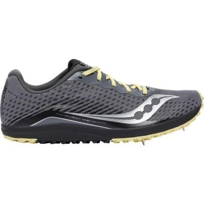 サッカニー Saucony レディース 陸上 スパイク シューズ・靴 Kilkenny XC8 Spike Black/Yellow