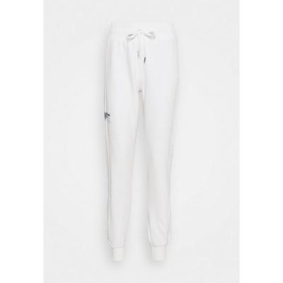 リバーアイランド カジュアルパンツ レディース ボトムス Tracksuit bottoms - white