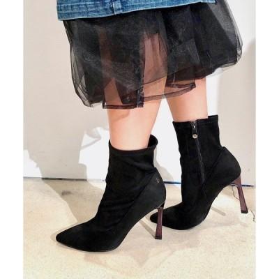 ブーツ 【Laura Biagiotti】ショートブーツ
