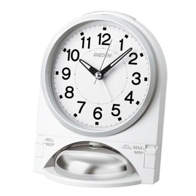 【セイコー・ピクシス】SEIKO PYXIS 目ざまし時計 ライデン RAIDEN・NR436W【時の逸品館】