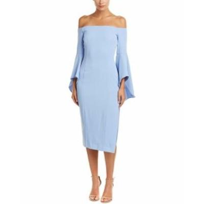 ファッション ドレス Issue New York Off-The-Shoulder Sheath Dress S