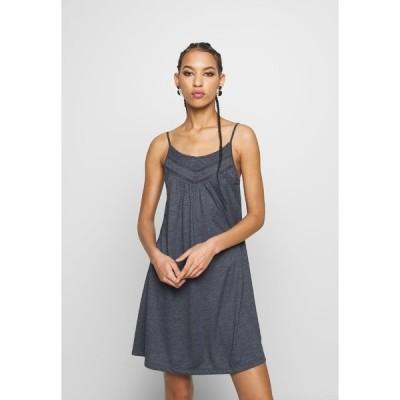 ロキシー ワンピース レディース トップス RARE FEELING - Jersey dress - mood indigo