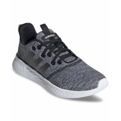 アディダス レディース スニーカー シューズ Women's Puremotion Casual Sneakers from Finish Line Core Black