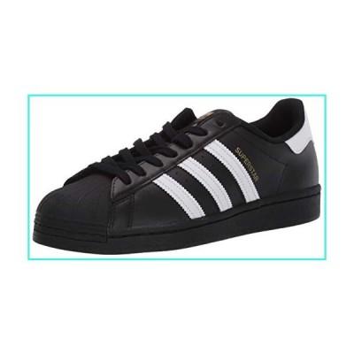 【新品】adidas Originals Men's Superstar Shoe Running Core Black/Footwear White/Core Black, 7 D(M) US(並行輸入品)