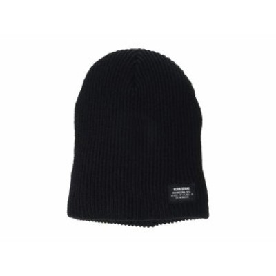 ニクソン メンズ 帽子 アクセサリー Compass R Beanie Black