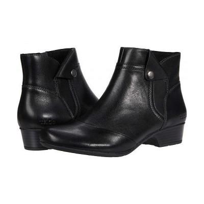 taos Footwear タオス レディース 女性用 シューズ 靴 ブーツ アンクル ショートブーツ Oh Snap - Black
